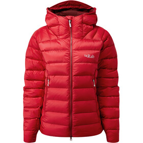 Rab Electron Pro Jacket Women, ruby